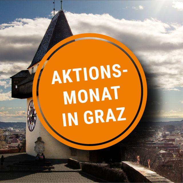Aktionsmonat in Graz